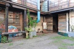 Belt Craft Studios yard 2