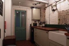 Buckle Factory Kitchen