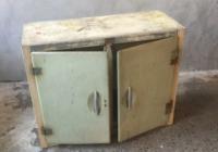 Vintage cupboard - £50