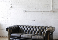 Green Chesterfield - £130 + vat