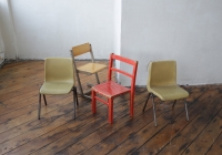 Kids Chairs - £30 + VAT