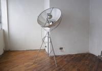 Dish Lamp - £100 + VAT