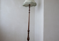 Large vintage Floor Lamp - £60 + VAT