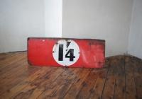 14 Sign - £30 + VAT