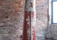 Vintage Fairground pole - £80 + vat