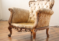 Vintage armchair - £60 + VAT