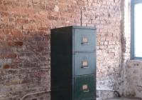 Vintage filing Cabinet - £60 + vat