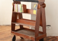 Library stand - £40 + VAT